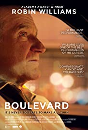 Boulevard (2014) Poster - Movie Forum, Cast, Reviews