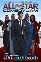 Image of All Star Comedy Jam: Live from South Beach