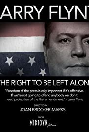 Larry Flynt: The Right to Be Left Alone (2007) Poster - Movie Forum, Cast, Reviews