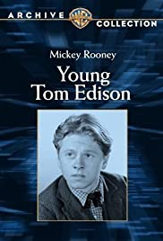 Young Tom Edison Poster