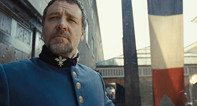 Russell Crowe in Les Misérables (2012)