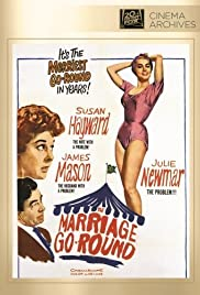 The Marriage-Go-Round (1961) Poster - Movie Forum, Cast, Reviews