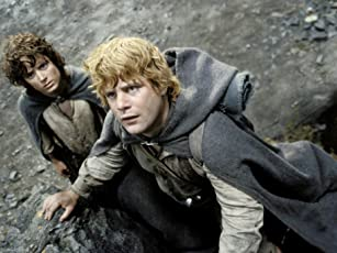 Sean Astin and Elijah Wood in The Lord of the Rings: The Return of the King (2003)
