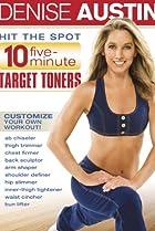 Image of Denise Austin: Hit the Spot - 10 Five Minute Target Toners