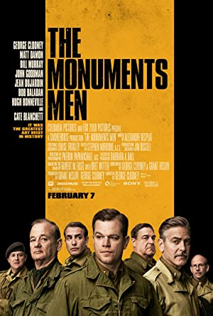 The Monuments Men (2014) Download on Vidmate
