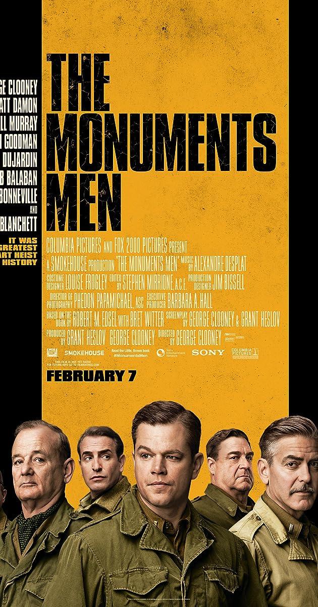 The Monuments Men (2014) - IMDb