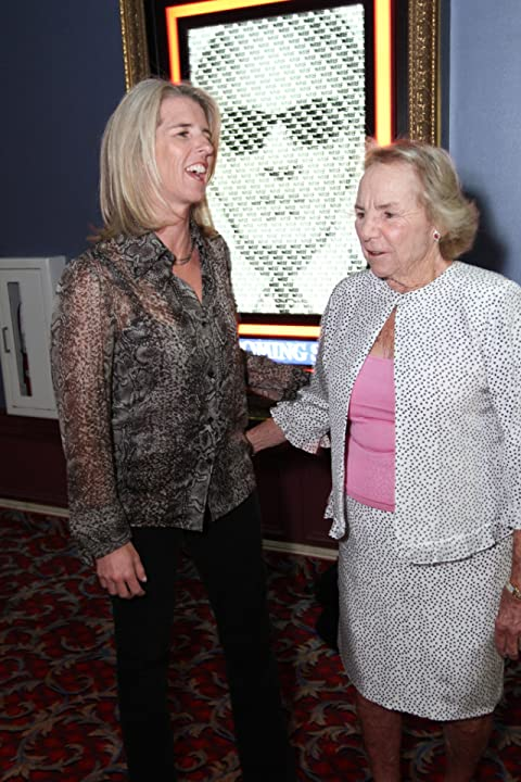 Ethel Kennedy and Rory Kennedy at Ethel (2012)
