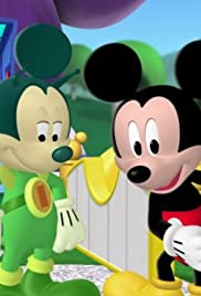 Mickey's Show and Tell Poster