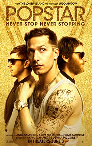 Popstar: Never Stop Never Stopping (2016) Download on Vidmate