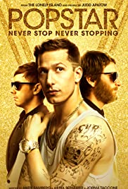 Popstar: Never Stop Never Stopping (English)