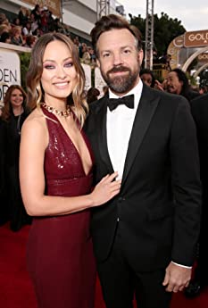 Jason Sudeikis and Olivia Wilde at an event for 73rd Golden Globe Awards (2016)