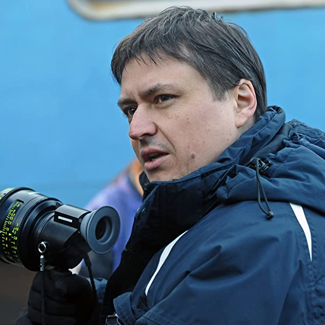 Cristian Mungiu in Beyond the Hills (2012)