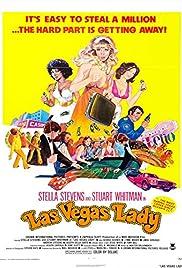 Las Vegas Lady Poster