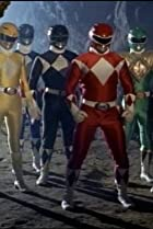 Image of Mighty Morphin Power Rangers: Enter... The Lizzinator