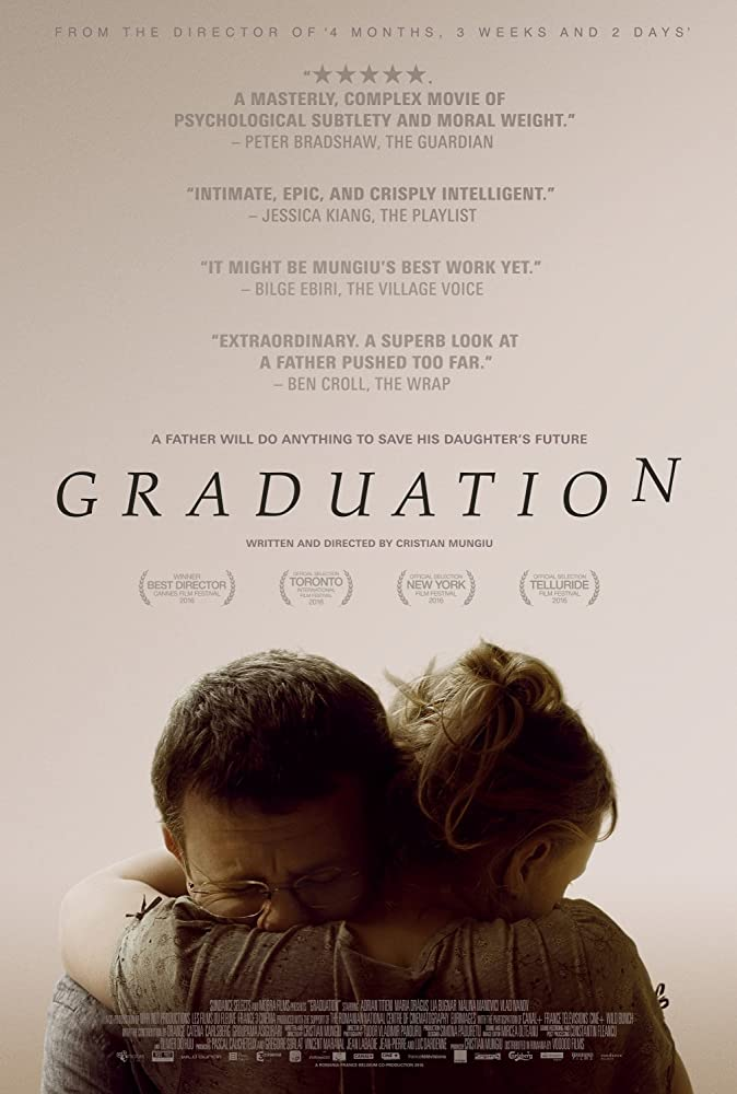 Graduation 2016 720p HEVC BluRay x265 400MB