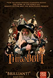 The Throbbit Poster