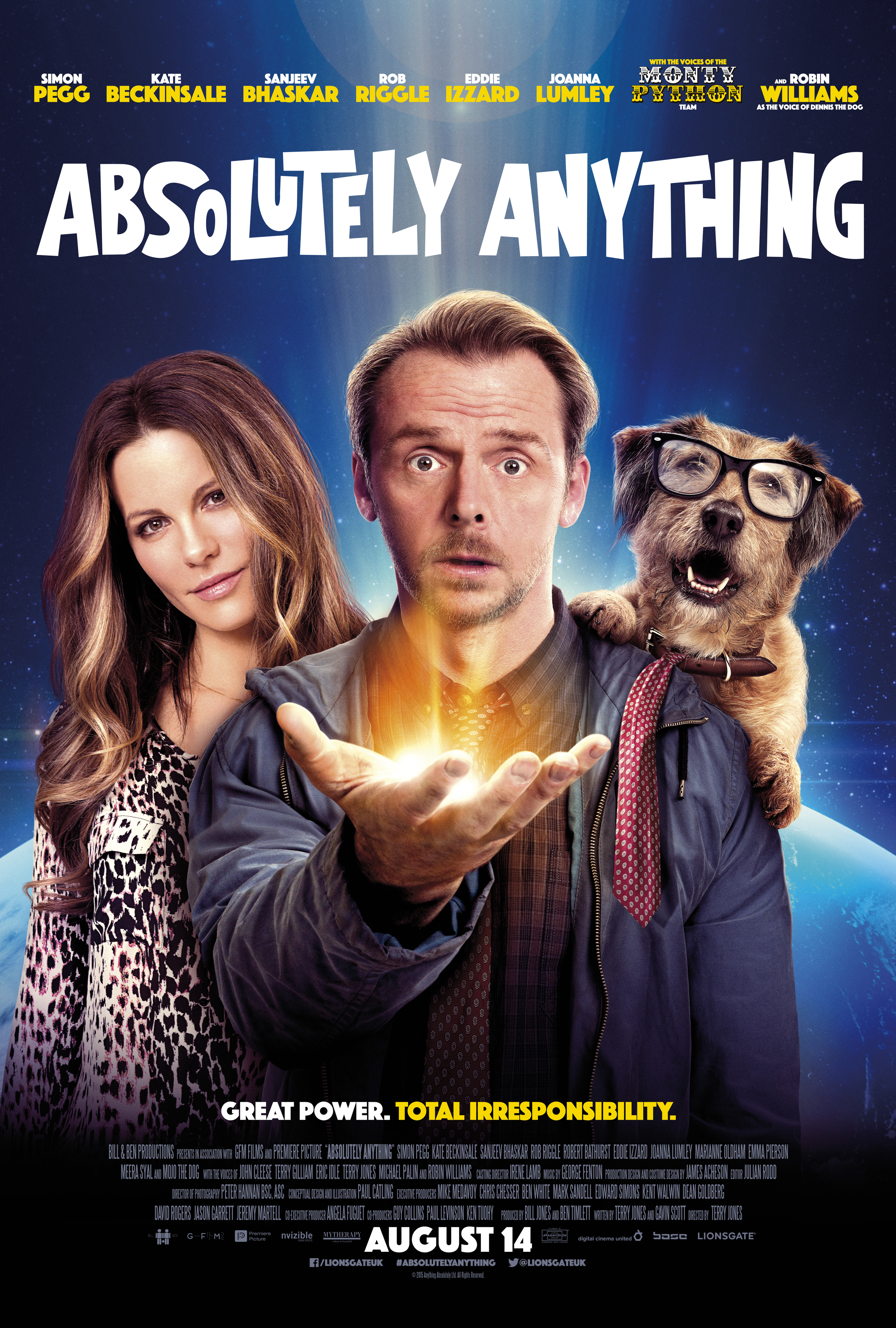 image Absolutely Anything Watch Full Movie Free Online
