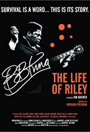 B.B. King: The Life of Riley Poster