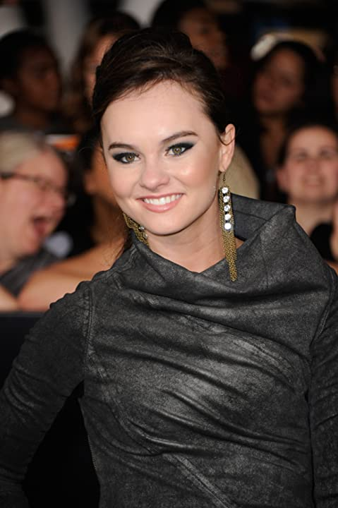 Madeline Carroll at The Twilight Saga: Breaking Dawn - Part 1 (2011)