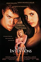 Cruel Intentions (1999) Poster