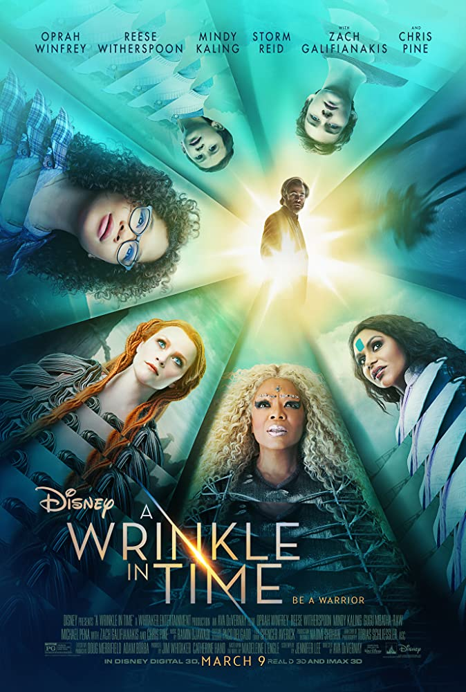 A Wrinkle in Time (2018) Full Movie Free Online