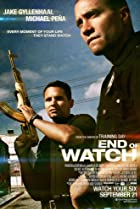End of Watch (2012) Poster