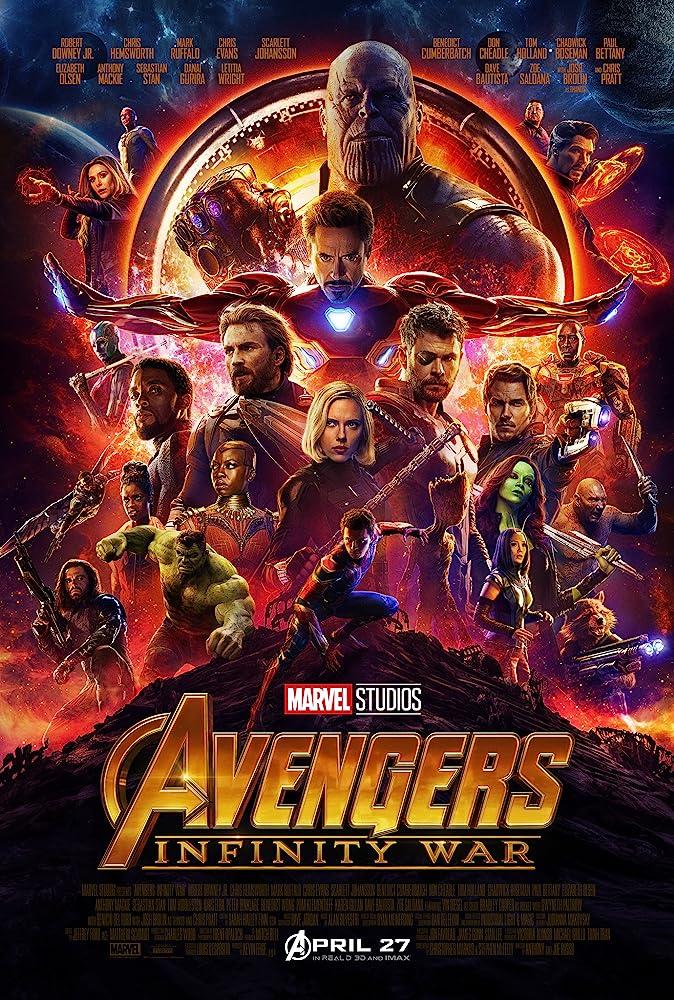Nonton Film Avengers: Infinity War 2018 Subtitle Indonesia