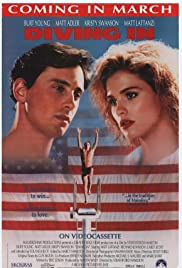 Diving In (1990) Poster - Movie Forum, Cast, Reviews