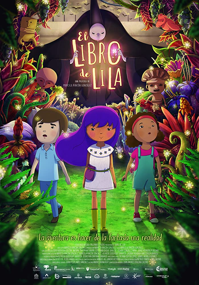 El libro de Lila