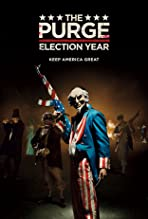 Frank Grillo, Emily Petta, and Roman Blat in The Purge: Election Year (2016)