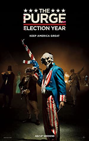 The Purge: Election Year - 2016