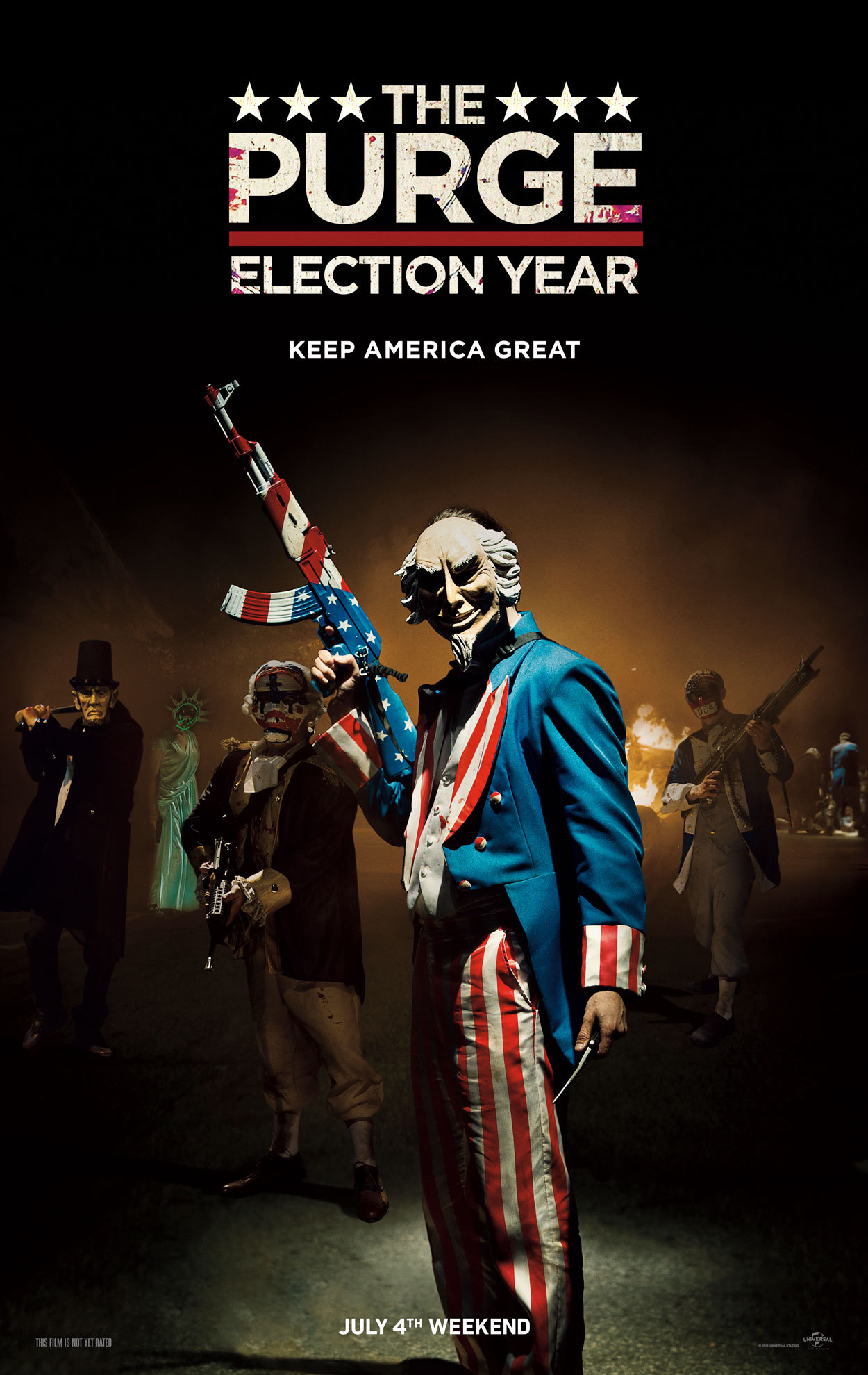 image The Purge: Election Year Watch Full Movie Free Online