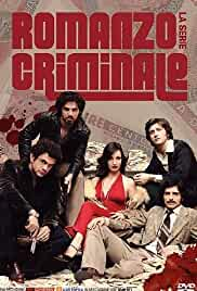 Romnazo criminale tv poster