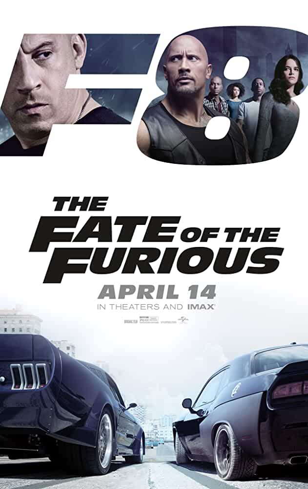 Poster Fast And Furious 8 Full Movie in Hindi Dubbed HD