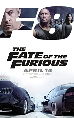 The Fate of the Furious (Furious 8) 2017