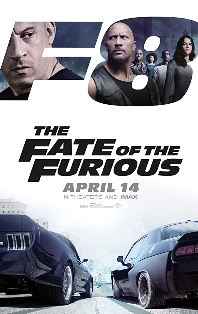 The Fate of the Furious Full Movie Download Hindi HDRip 350MB Micromkv