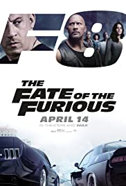 The Fate of the Furious (2017) Poster - Movie Forum, Cast, Reviews