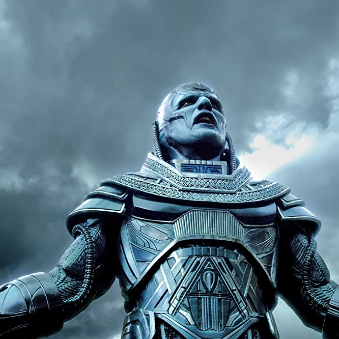 Oscar Isaac in X-Men: Apocalypse (2016)