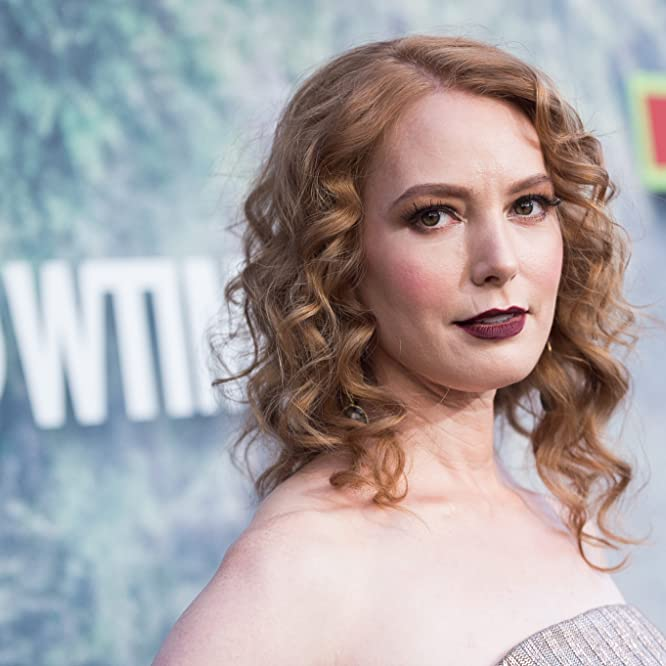 Alicia Witt at an event for Twin Peaks (2017)