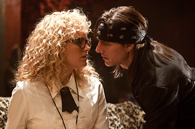 Tom Cruise and Malin Akerman in Rock of Ages (2012)