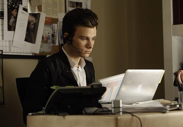 Chris Colfer in Glee (2009)