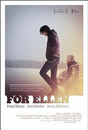 For Ellen(2012) Poster - Movie Forum, Cast, Reviews