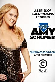 Inside Amy Schumer Poster - TV Show Forum, Cast, Reviews
