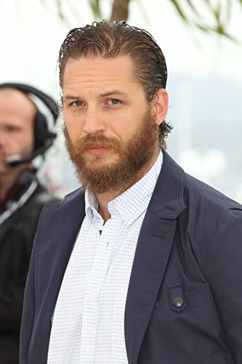 Tom Hardy at an event for Lawless (2012)