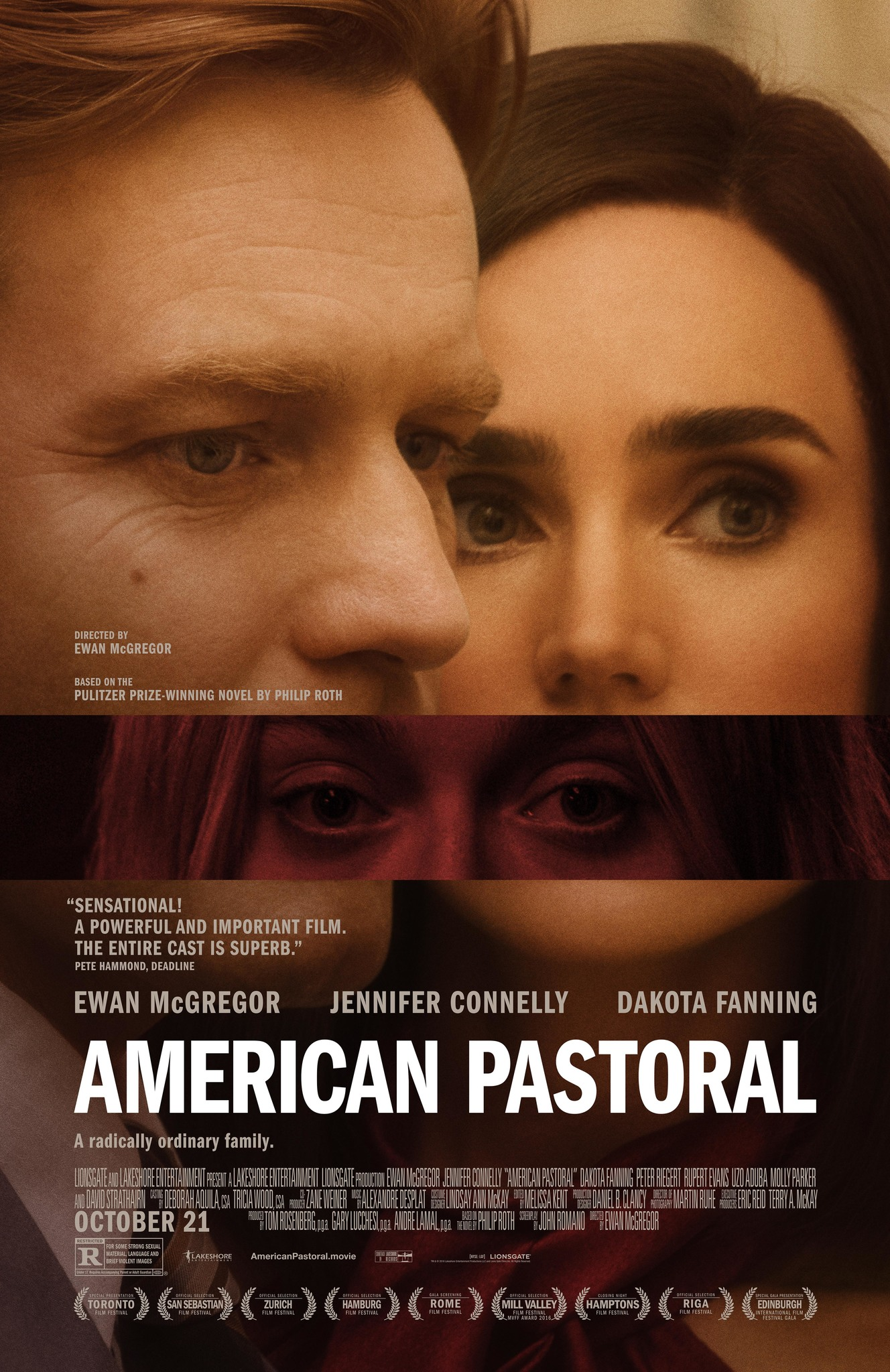 image American Pastoral Watch Full Movie Free Online