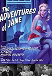 The Adventures of Jane Poster