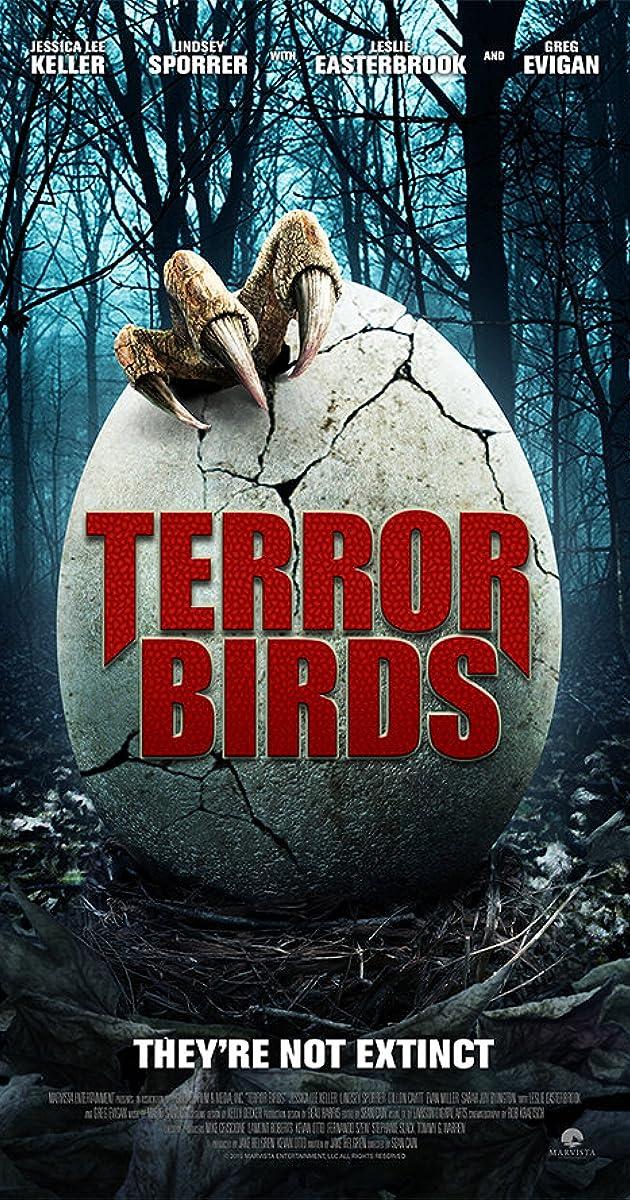 Terror Birds (2016) - Release Info - IMDb