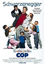 Kindergarten Cop (1990) Poster - Movie Forum, Cast, Reviews