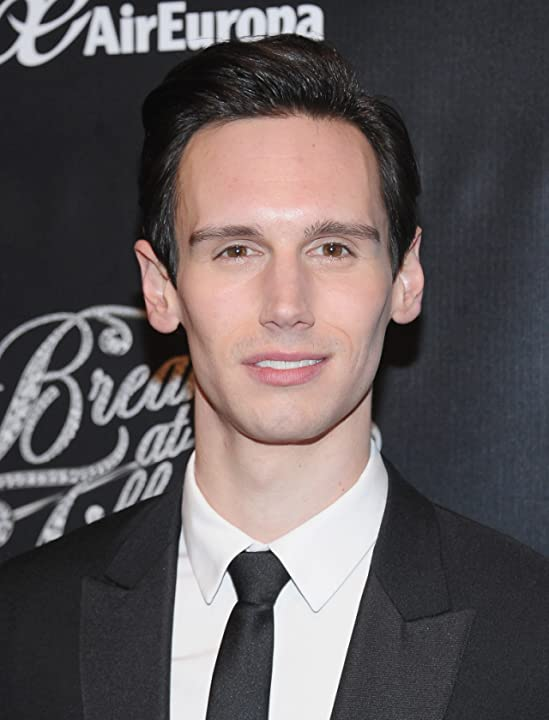 Actor/cast member Cory Michael Smith attends the