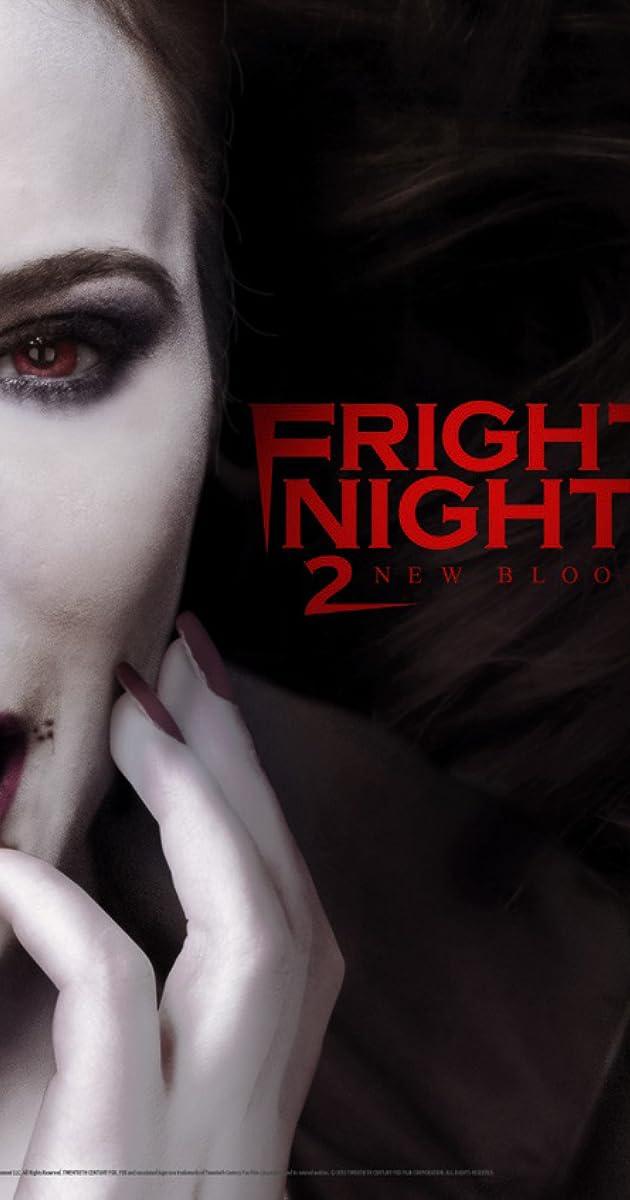 Žiauriai baisi naktis 2 / Fright Night 2 (2013) Online